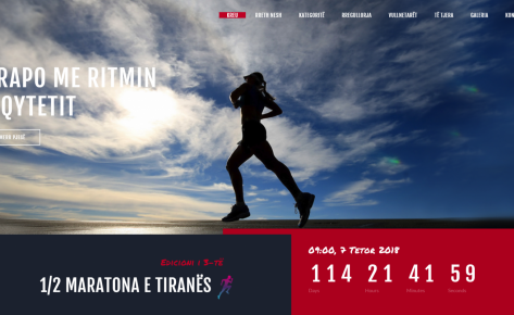 Tirana Marathon